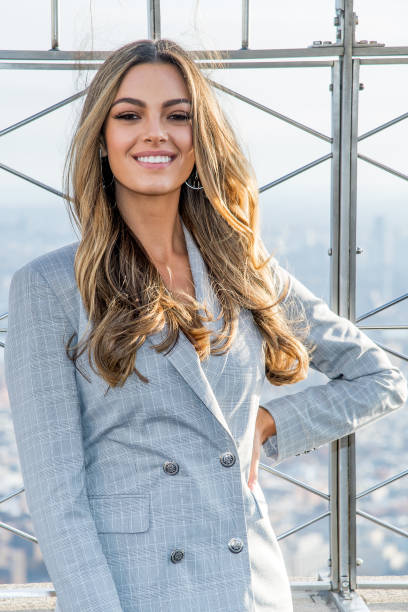 Miss Univers Empire State Building