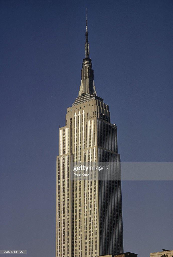 Empire State Building, New York, NY, USA : Stock Photo