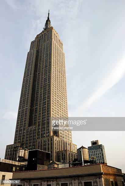 エンパイアステートビルディング、ニューヨーク - インターナショナルビル ストックフォトと画像
