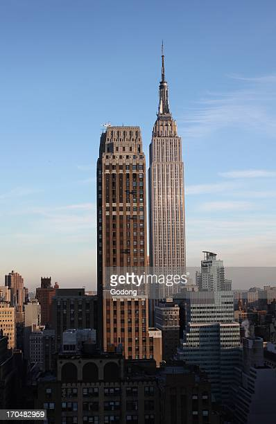 Empire State Building New York United States