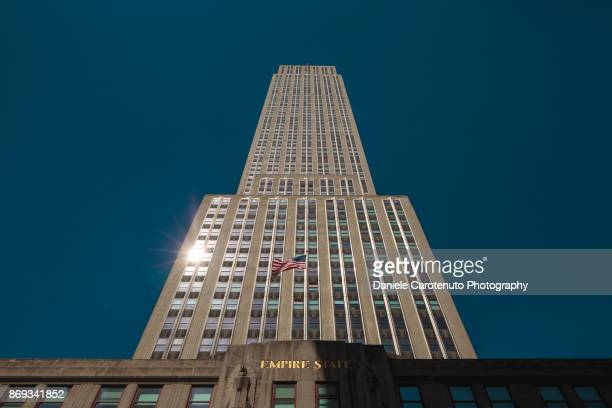 empire state - daniele carotenuto stock pictures, royalty-free photos & images