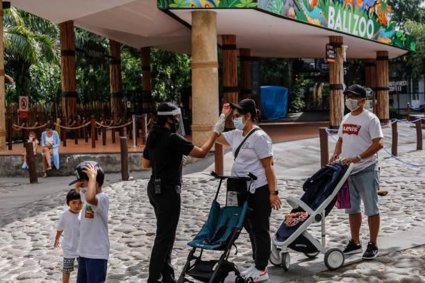IDN: Bali Zoo Reopen