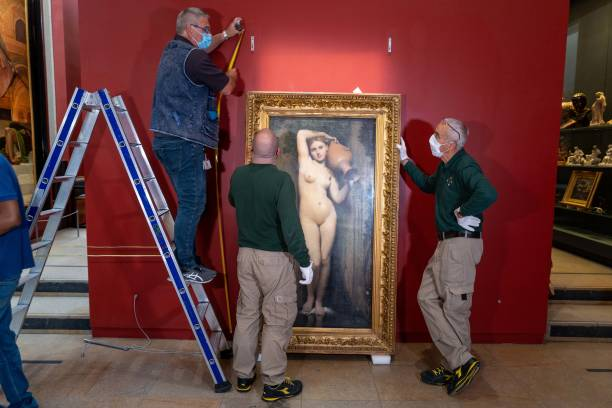 FRA: Orsay Museum Prepares To Reopen To Public