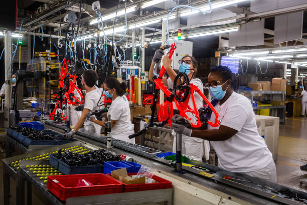 PRT: Virus Boosts RTE Bike Manufacture at Europe's Largest Assembly Plant