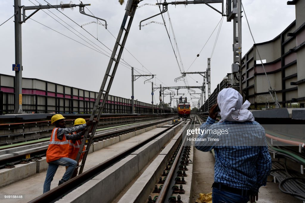 Delhi Metro Magenta Line Third Phase