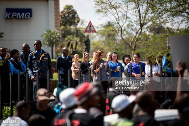 Kpmg South Africa Pictures and Photos - Getty Images