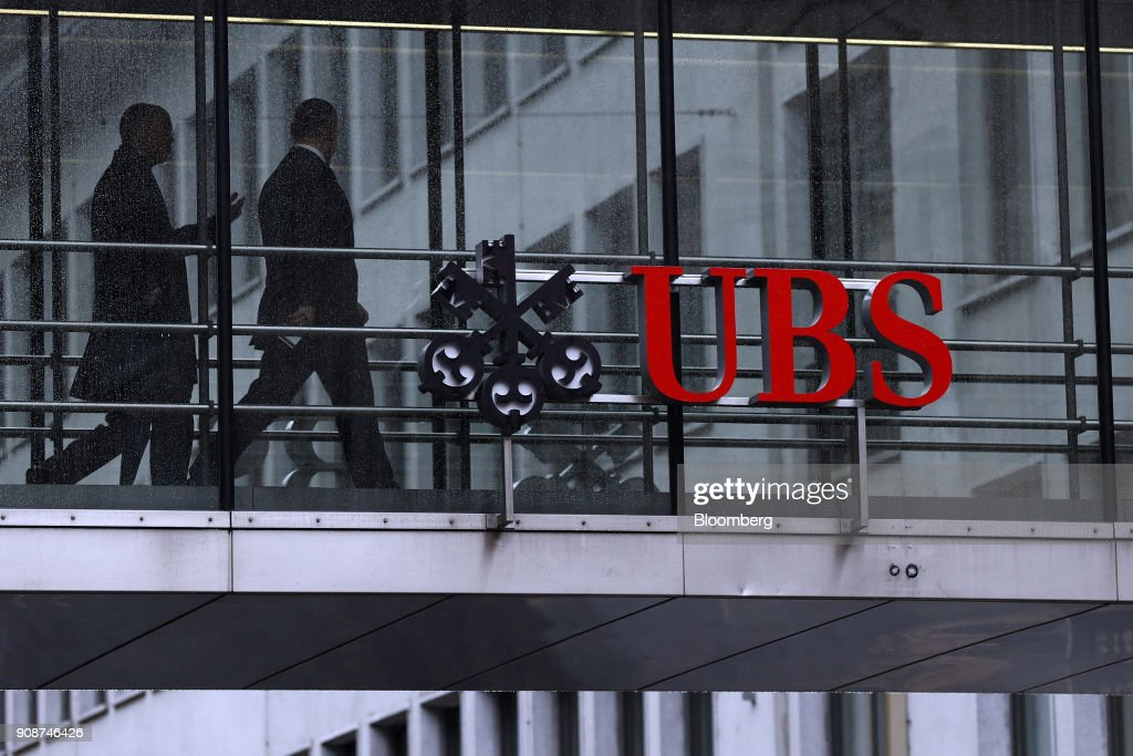 UBS Group AG Chief Executive Officer Sergio Ermotti Presents Full Year Earnings : News Photo