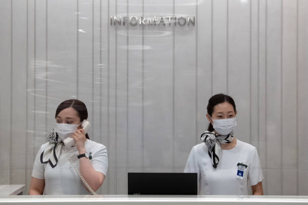 JPN: Isetan Department Store Reopens As Covid-19 Threat Declines