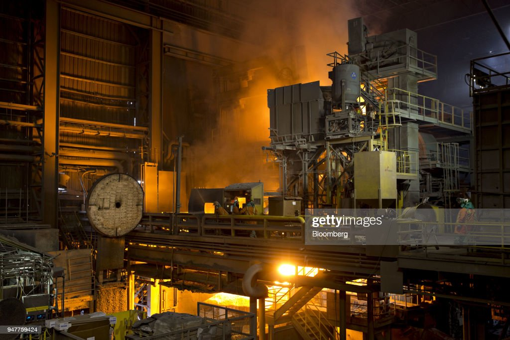 IN: Inside The NLMK Indiana Steel Facility As Shares Advance Most This Year