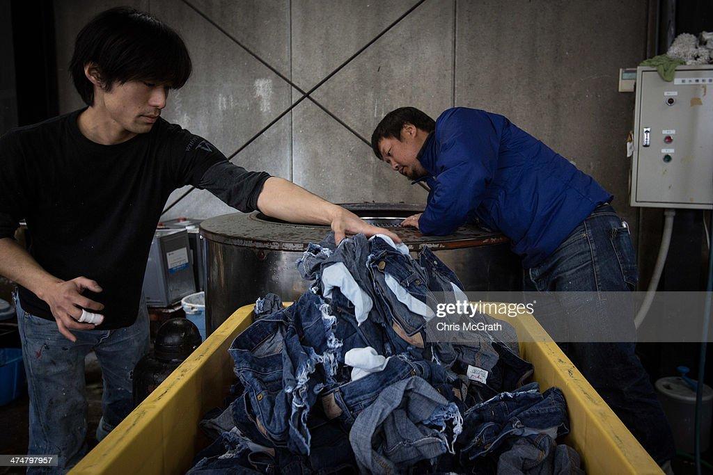 """Kojima - Japan's """"Denim Mecca"""" : News Photo"""