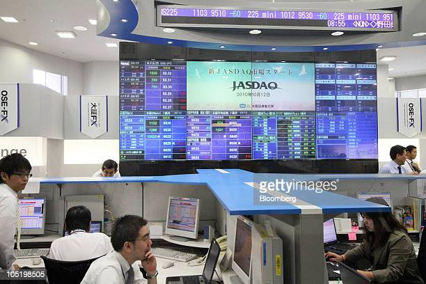 Jasdaq Securities Exchange Inc...