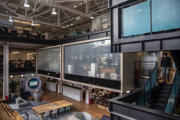 CHN: Inside Game Developer XD Inc. Headquarters