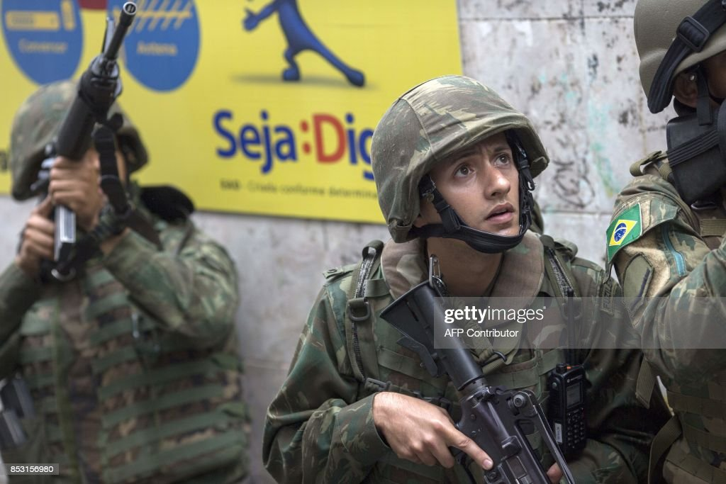 Brazil Marines Uniform