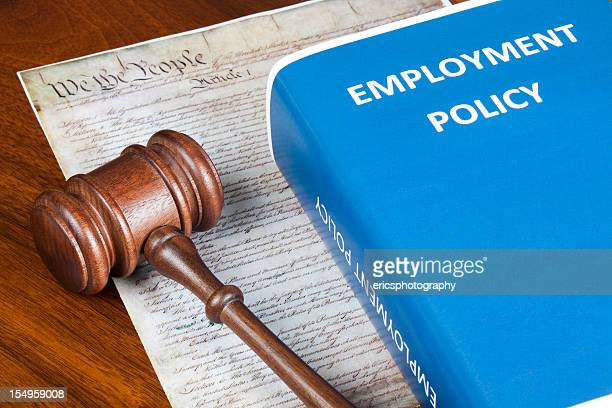 Employment Policy and Preamble