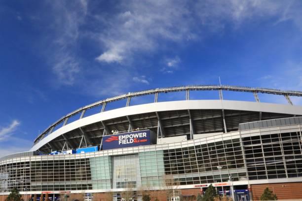 Empower Field at Mile High Stadium, Denver Broncos Football