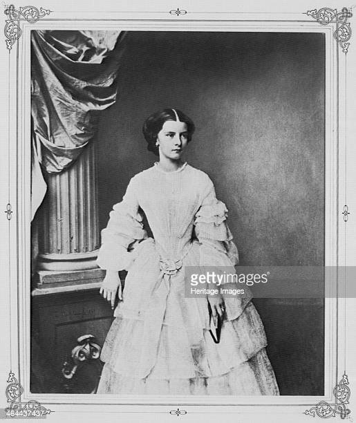 Empress Elisabeth of Austria 1857 Elisabeth of Bavaria married the Emperor Franz Josef I of Austria on 24 April 1854 She was murdered in Geneva...