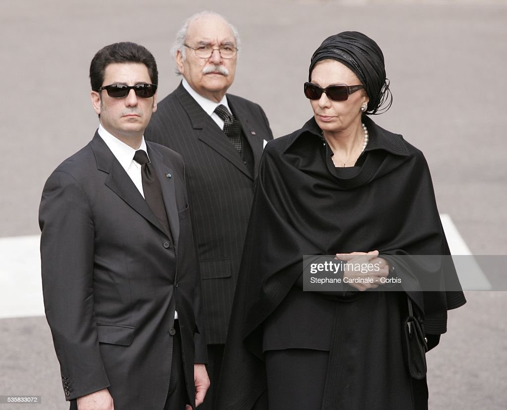 Funeral of Prince Rainier III of Monaco : News Photo