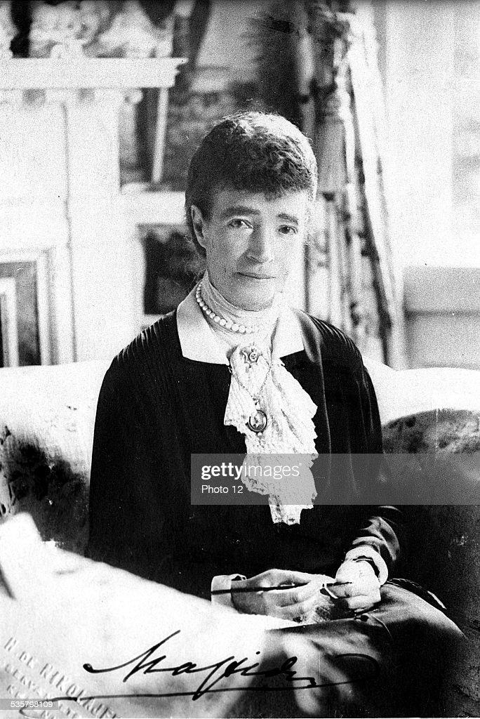 Tsarina Dagmar Maria Feodorovna of Russia