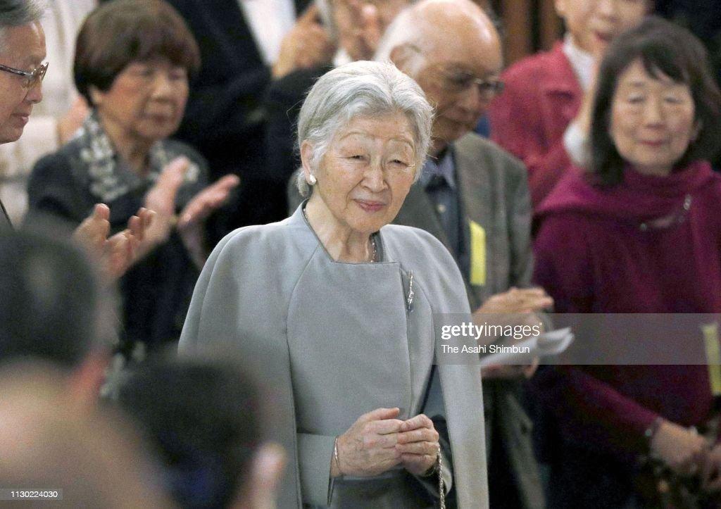 empress-michiko-attends-the-kazuko-ninomiya-clarinet-recital-at-the-picture-id1130224030