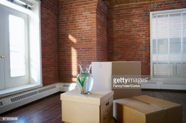 Empty apartment