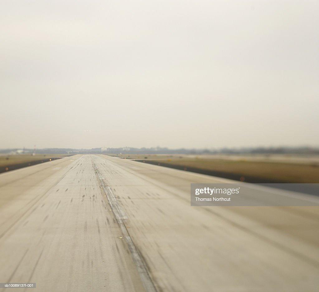 Empty asphalt road : Stockfoto