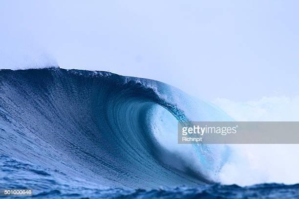 Empty barrel wave