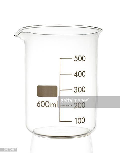 Empty beaker