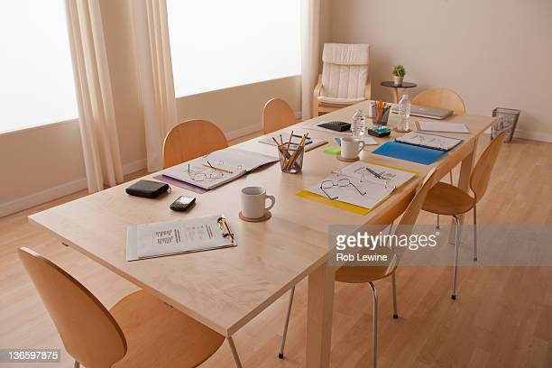 empty board room - laminate flooring stock pictures, royalty-free photos & images