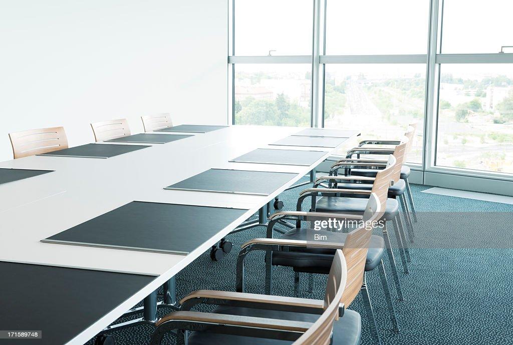 Leere Business-Tagungsraum : Stock-Foto