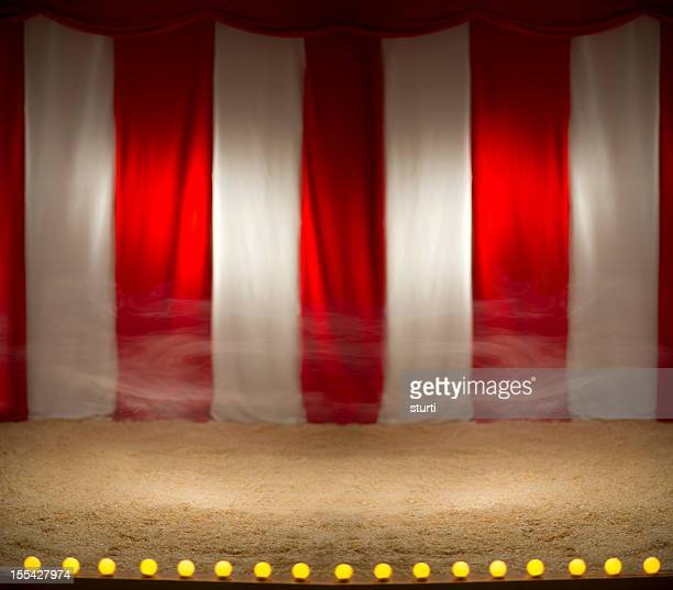 empty circus - circus stock pictures, royalty-free photos & images