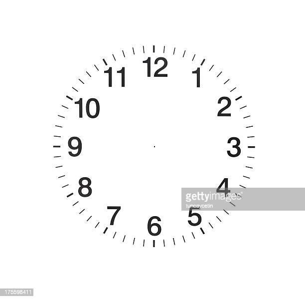 Empty Clock