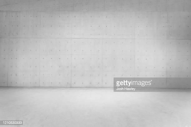 empty concrete background - 書割 ストックフォトと画像
