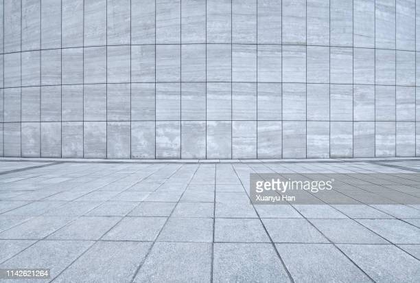 empty concrete structure background - pedestrian walkway stock pictures, royalty-free photos & images