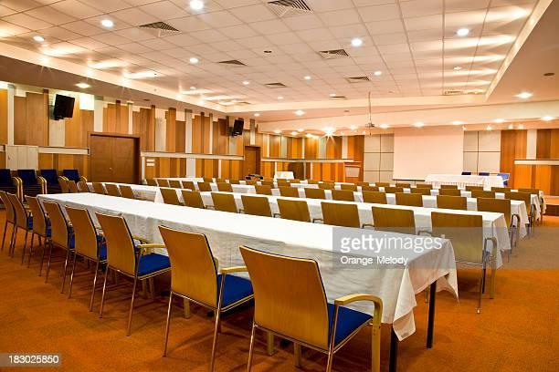 Leeren Konferenzraum