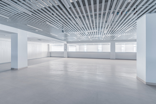 Empty Contemporary Interior Background - gettyimageskorea