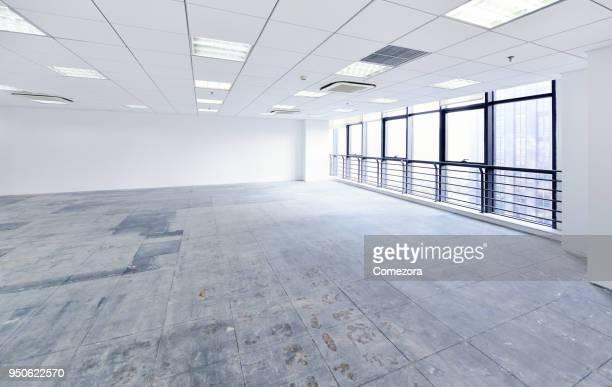 Empty Contemporary Interior Background