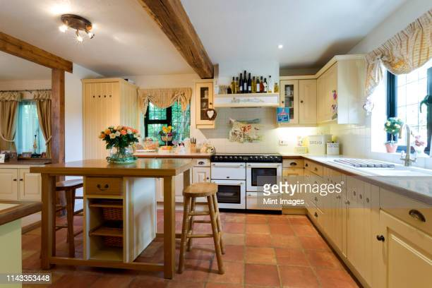 16 237 Rustic Kitchen Photos And Premium High Res Pictures Getty Images