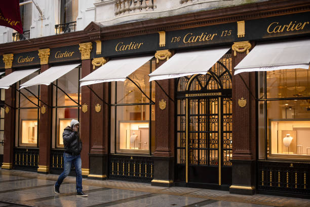 GBR: Cie Financiere Richemont SA Stores As Luxury Brand Returns To Sales Growth In Third Quarter