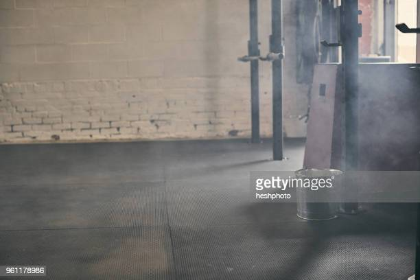 empty dusty industrial building - heshphoto stock pictures, royalty-free photos & images