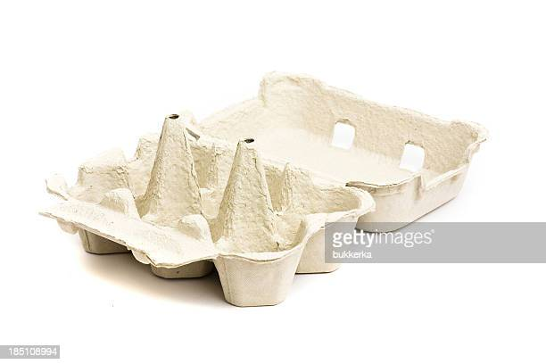 Empty Egg Carton