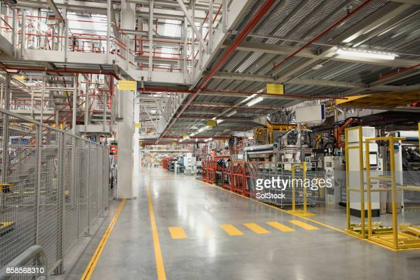 empty factory - plant stock pictures, royalty-free photos & images