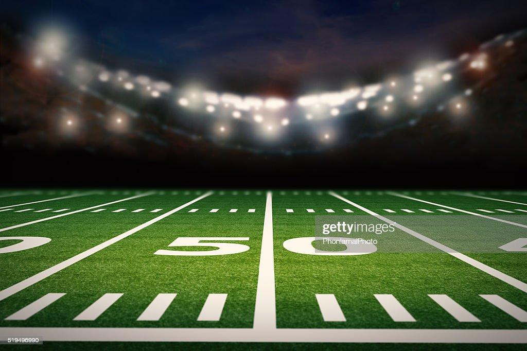 Football field background free