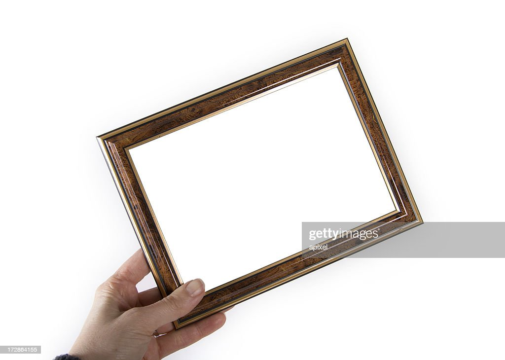 Empty Frame Stock Photo | Getty Images