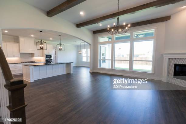 empty home - real estate stock pictures, royalty-free photos & images