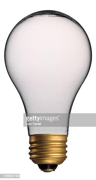 empty light bulb - incandescent bulb fotografías e imágenes de stock