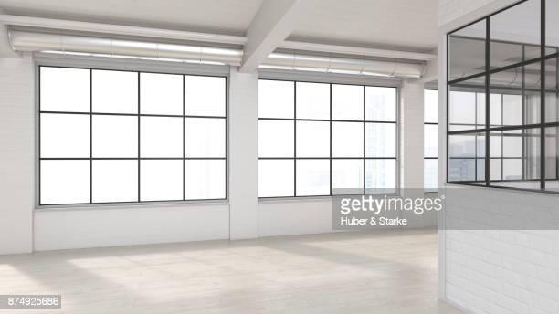 empty loft d