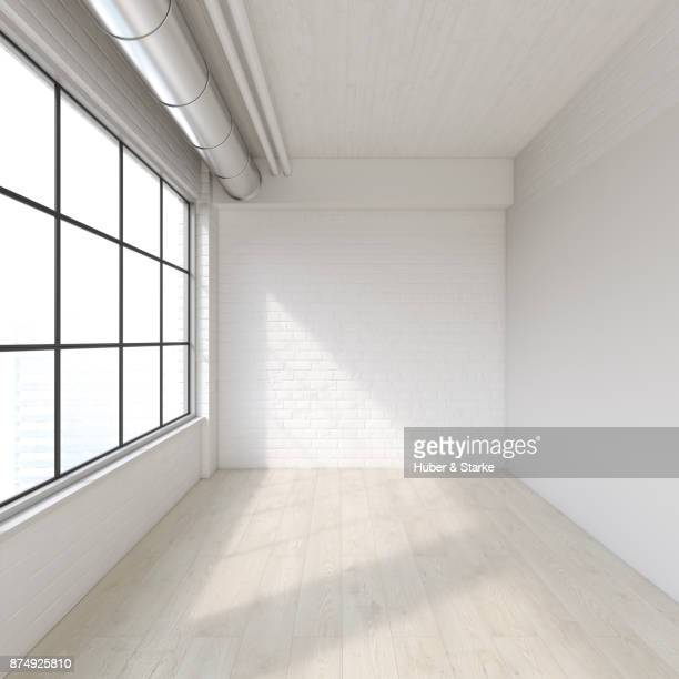 empty loft - building story stock pictures, royalty-free photos & images