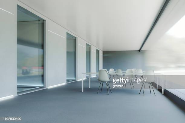 empty modern office picture