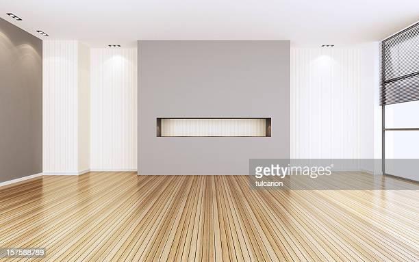 Sala moderno vazio
