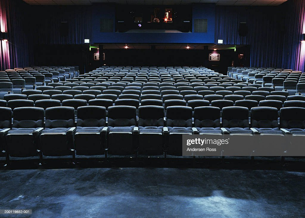 empty movie theater stock photo getty images